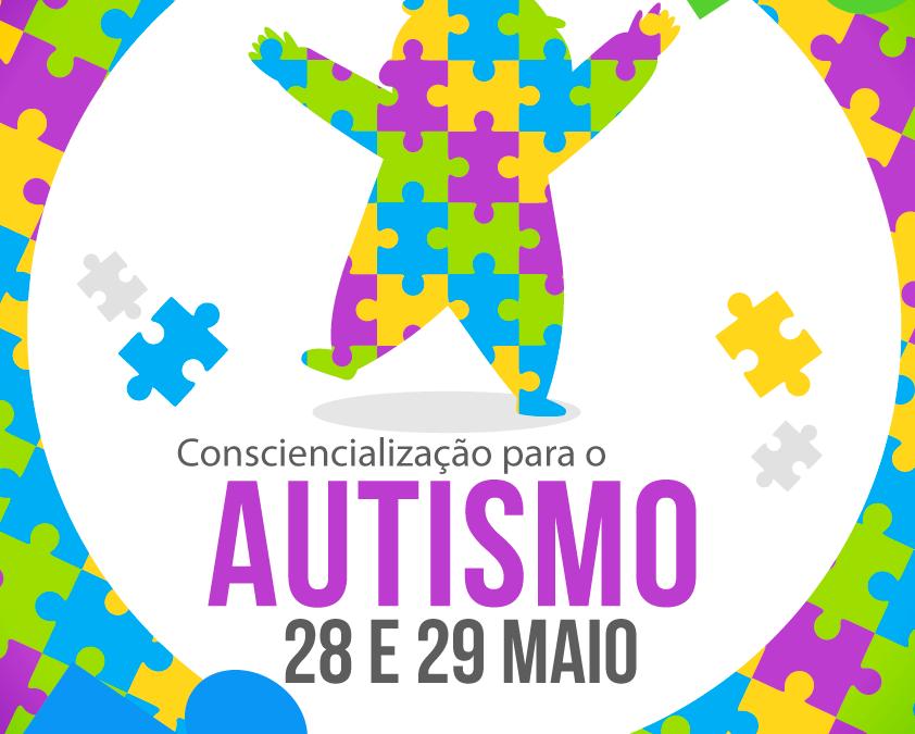 Consciencialização para o autismo – Fundação AMA