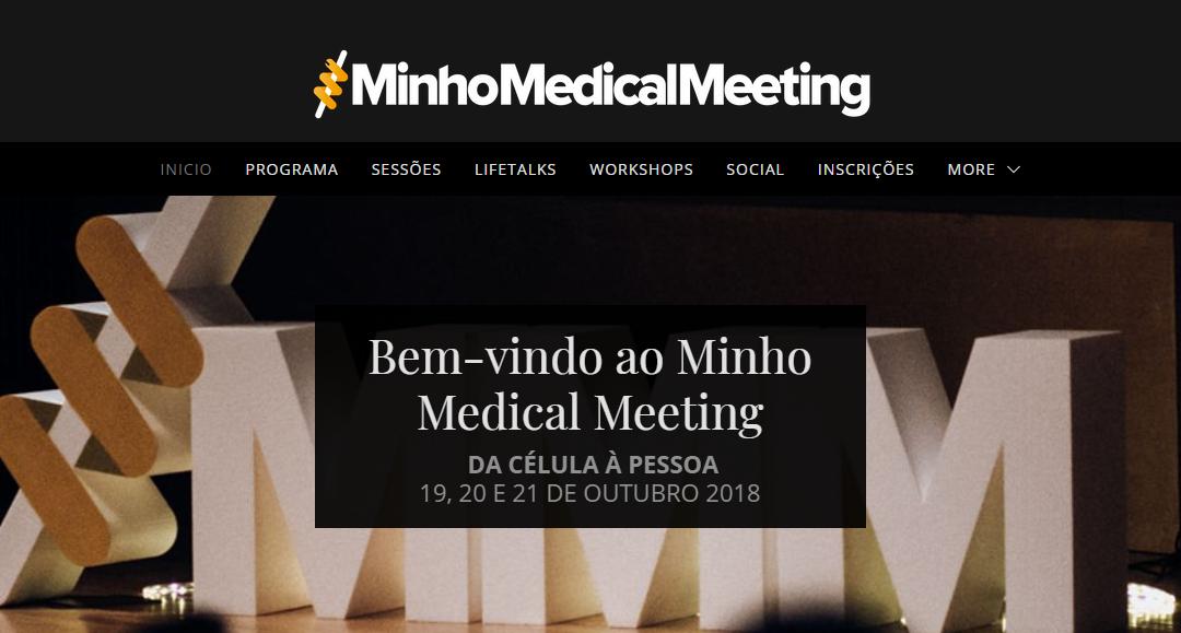 Novo site: Minho Medical Meeting