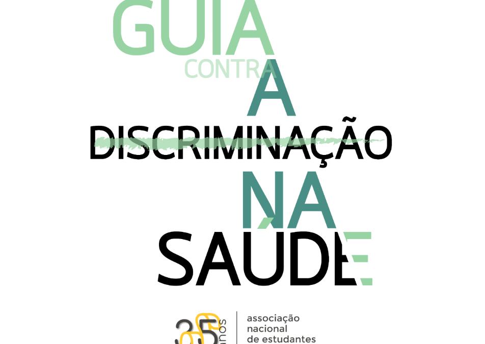 Guia contra a Discriminação em Saúde   ANEM