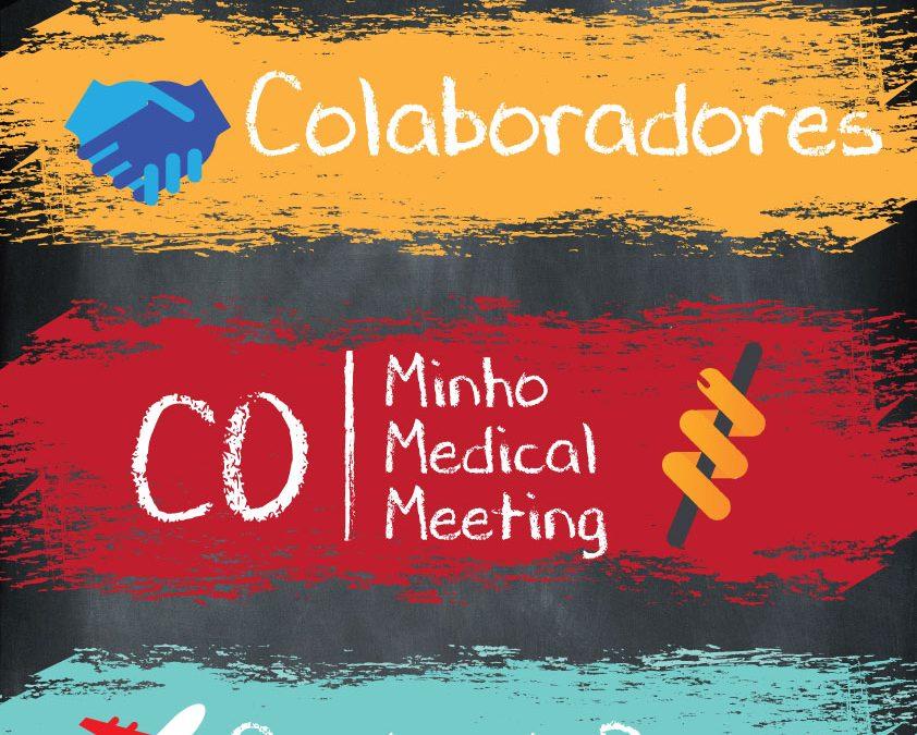 CALL FOR | Colaboradores, CO Minho Medical Meeting e Contact Person