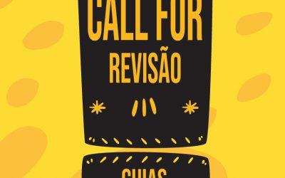 CALL FOR: Revisão dos Guias Curriculares de Ano