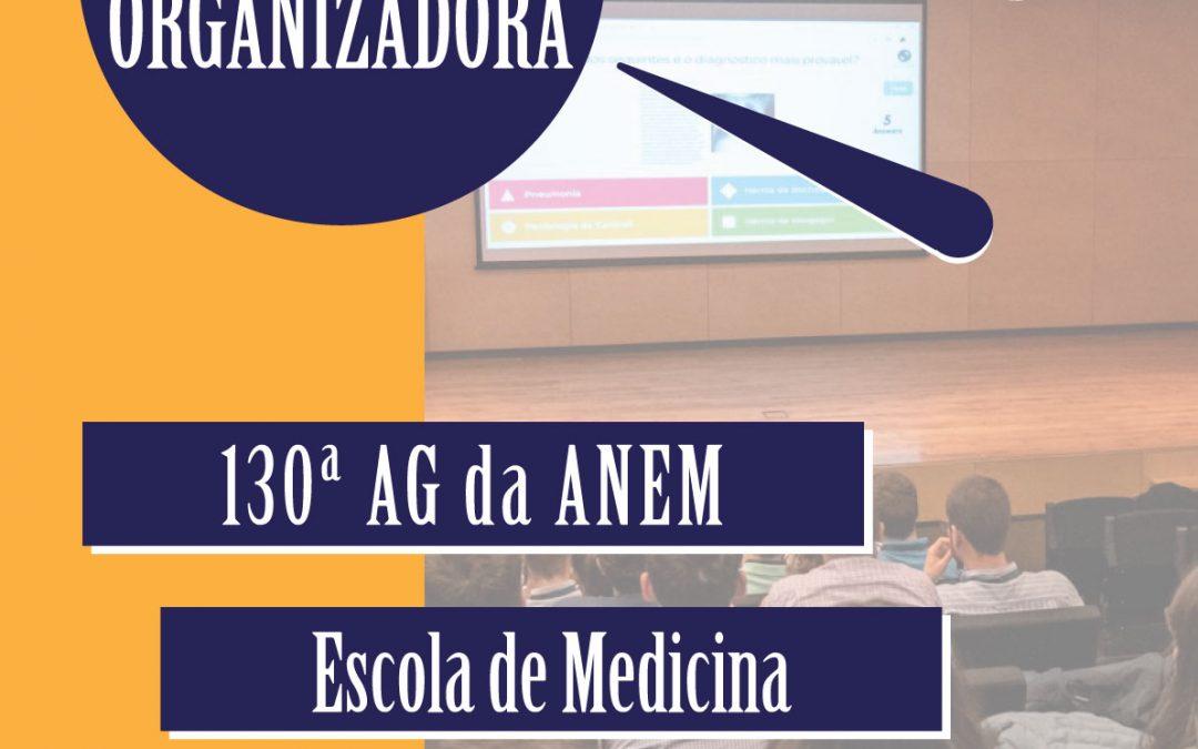 Comissão Organizadora | 130ª Assembleia Geral da ANEM