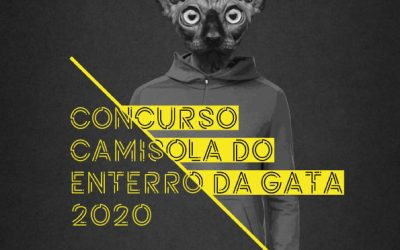 Concurso Camisola Do Enterro da Gata
