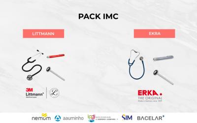 Pack IMC + Material Médico