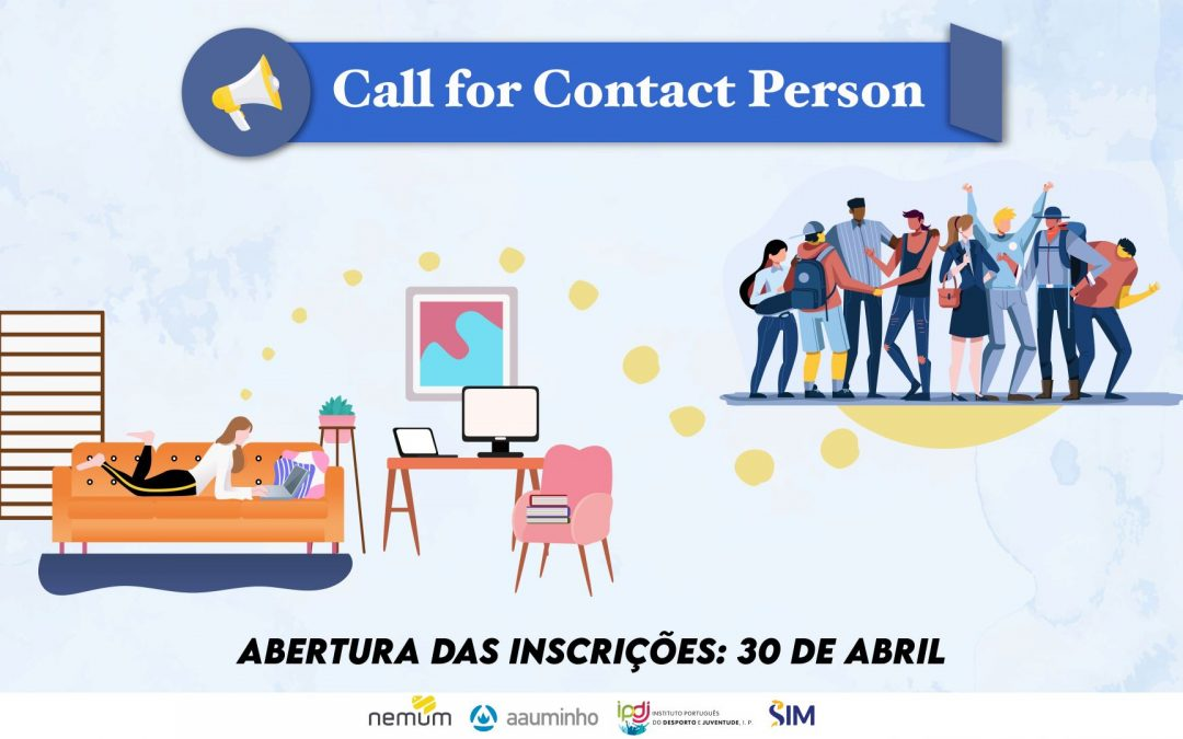 Call for Contact Person